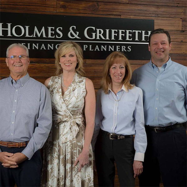 The Holmes & Griffeth Team Photo
